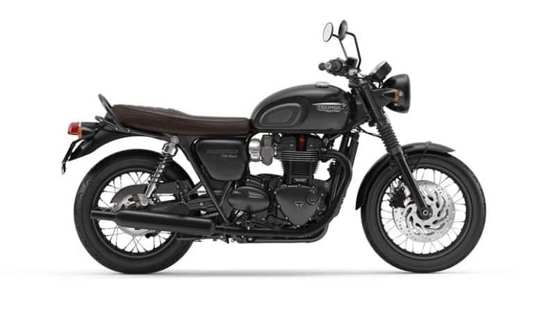 Moto Bonneville T120