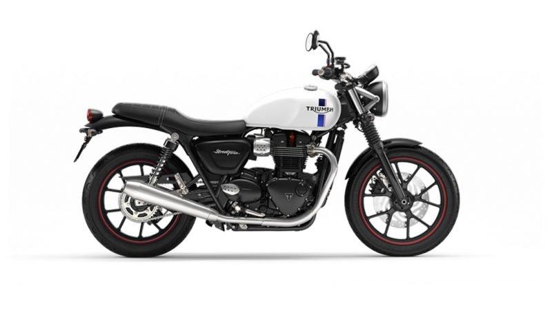 Triumph Floripa - Moto Street Twin
